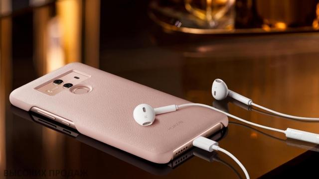 Нові смартфони Huawei Mate 10 Pro та Mate 10 lite