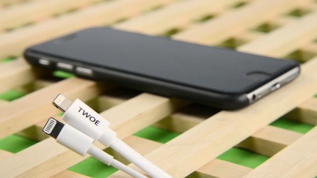 Огляд Lightning-кабелю 2E для пристроїв Apple