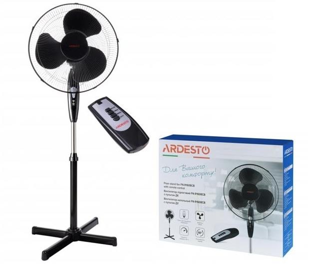 Підлоговий вентилятор Ardesto FN-R1608CB