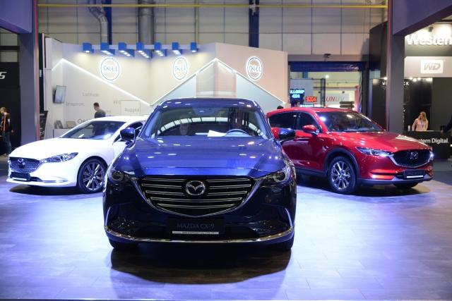 Mazda на CEE 2019 пропонує тест драйв, а Suzuki сфотографуватись