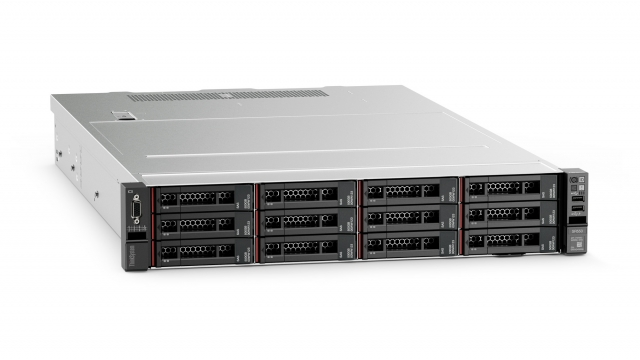 Нові сервери Lenovo