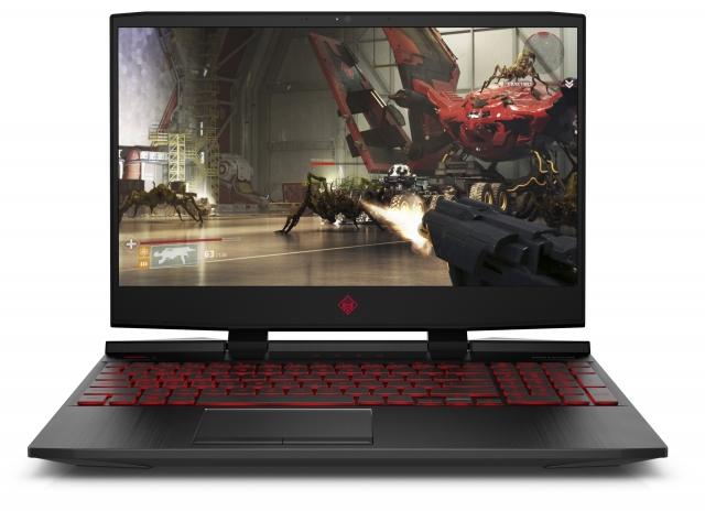 Нові ноутбуки HP серії OMEN та Pavilion Gaming