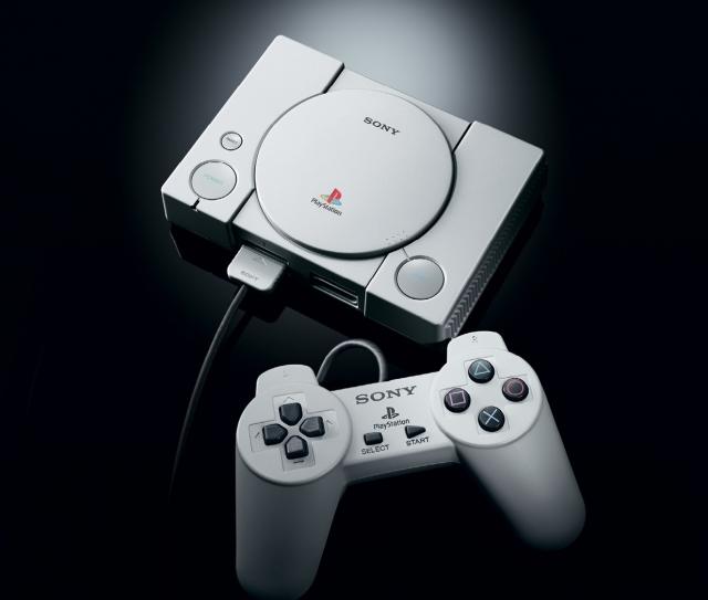 Доторкнись до легенди! PlayStation Classic