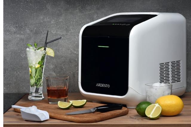 Льодогенератор Ardesto IM-12D для домашнього бару
