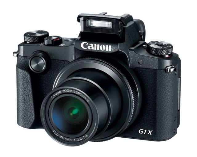 Новинка від Canon: бездзеркальна фотокамера для професійної зйомки