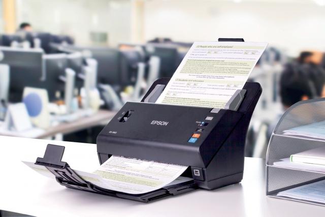 Сканери Epson для бізнесу: досвід впровадження електронного документообігу