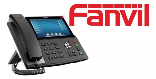 ERC – офіційний дистрибьютор Fanvil в Україні