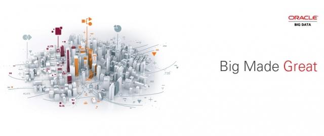 Вебінар «Big Data SQL – інтеграція Big Data у корпоративне середовище», 26 травня 11 00
