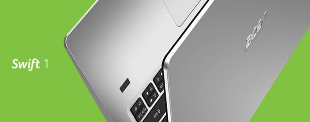 Нові ноутбуки Swift 1