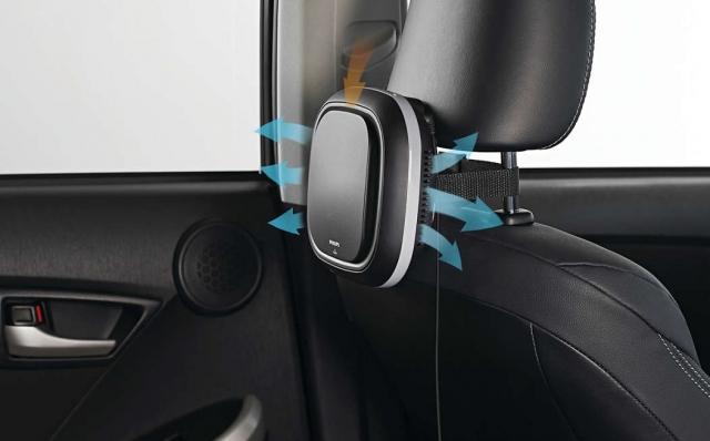 Новинки від Philips Automotive: автомобільні очищувачі повітря та відеореєстратори