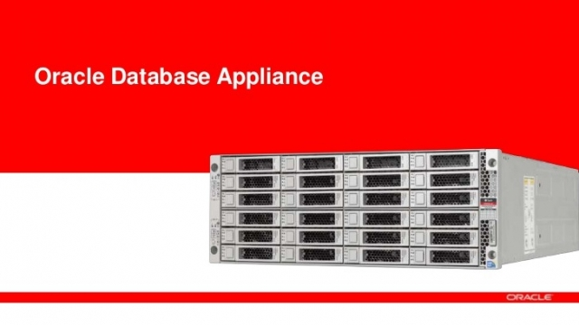 "Вебінар ""Oracle Database Appliance"""