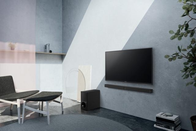 Відчуй себе у центрі розваг з новою аудіосистемою Sony HT-CT290!