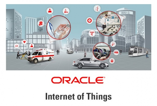 Вебінар «Нова лінійка бізнес-рішень Oracle Internet of Things» 24 квітня