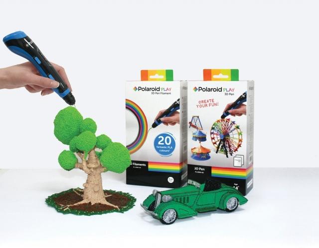 3D-ручки Polaroid Play: малюй просторово