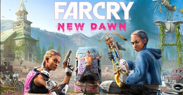 Нова гра для PlayStation: Far Cry New Dawn!