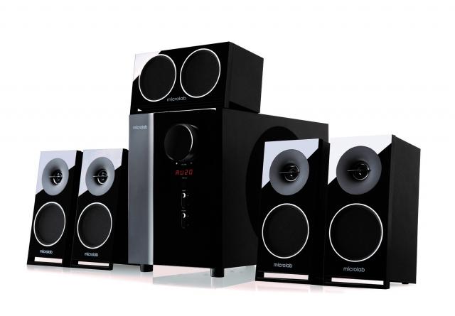 Нові акустичні системи Microlab та аудіокабелі Belkin та Assmann вже на складі