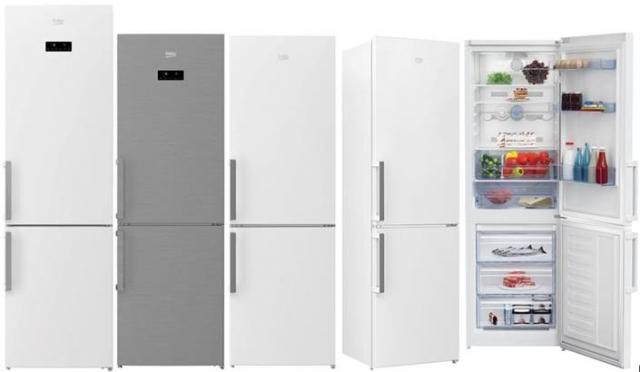 Довгоочікувана лінійка румунських холодильників Beko з системою охолодження No-frost!