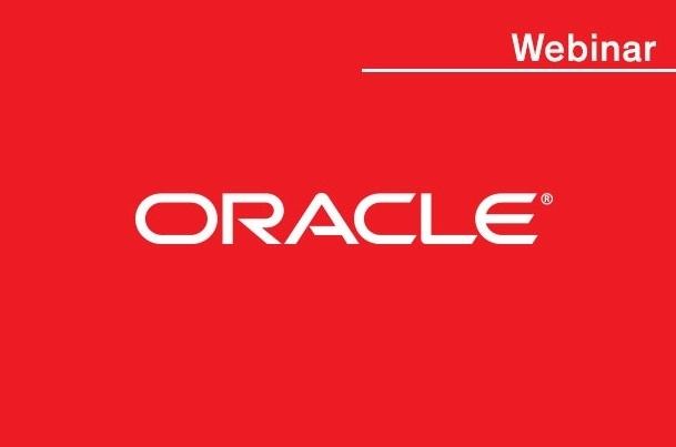 Серія вебінарів від Oracle  - розклад на серпень і на вересень