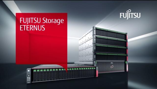 Вебінар «Нове покоління систем збереження Fujitsu ETERNUS»