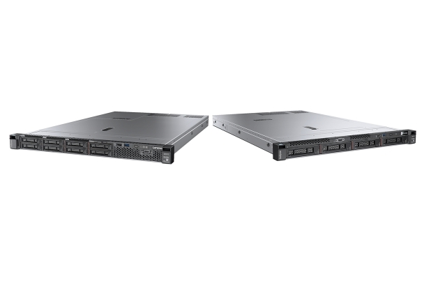 Енергоефективний стієчний сервер 1U з оптимальним обсягом пам'яті