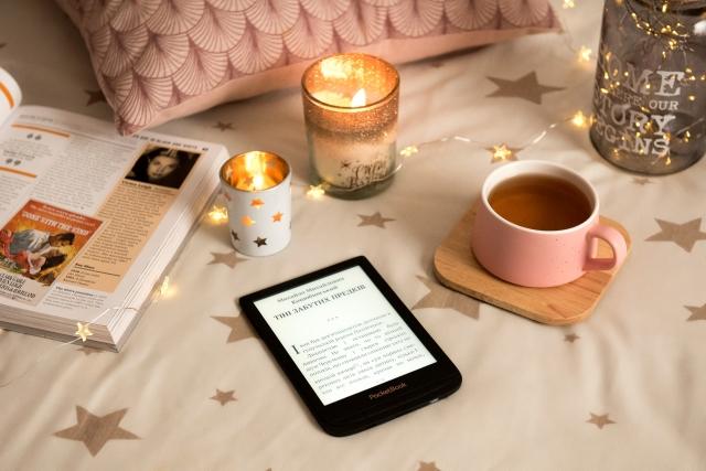 Огляд електронного рідера PocketBook Touch Lux 4: персональна бібліотека, що вміщується у кишені