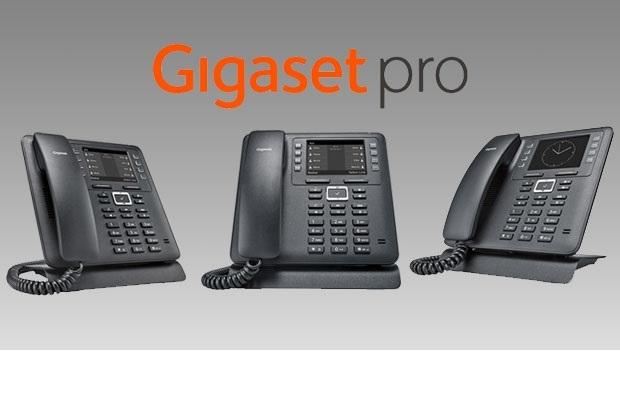 Нові продукти Gigaset pro вже на складі