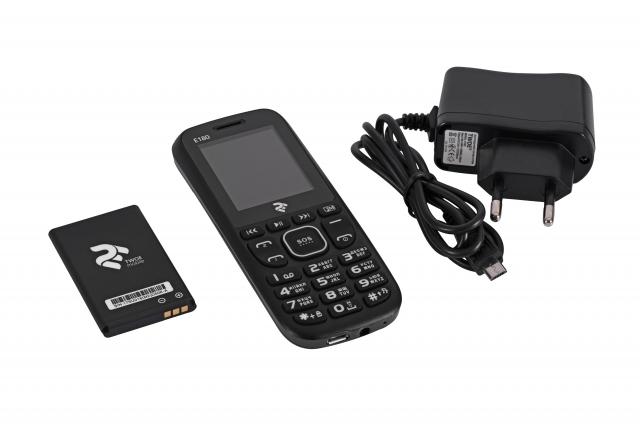 Огляд мобільного телефону 2E TWOE E180