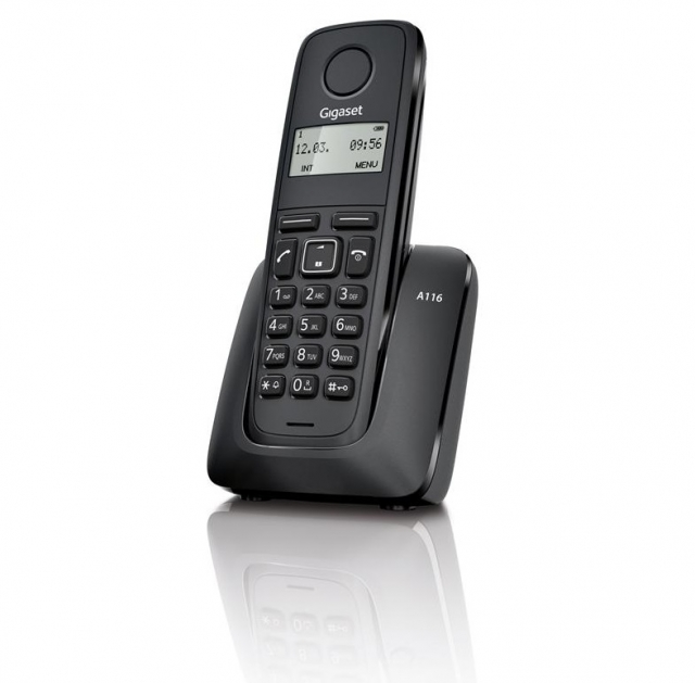 Новинка от Gigaset Communications - DECT Gigaset A116