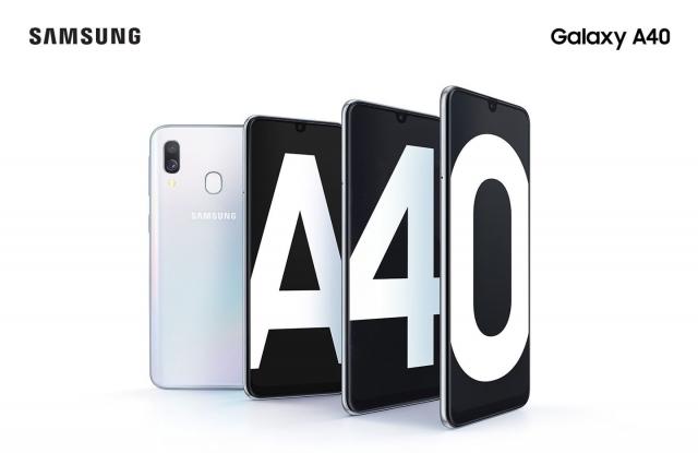 Зустрічайте новинку Samsung Galaxy 40!