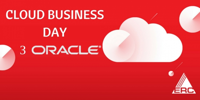 Cloud Business Day з Oracle у Львові