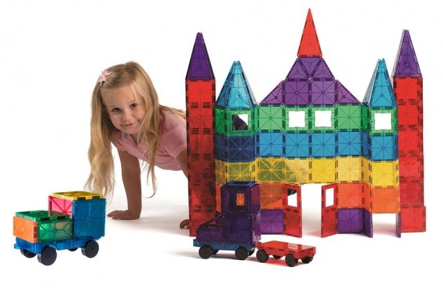Playmags. Блискуча ідея для гри та навчання