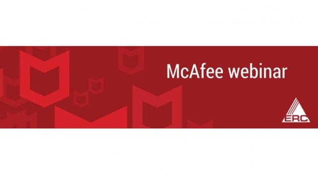 McAfee DLP webinar