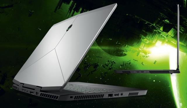 Легкий ноутбук Alienware m15 для «хардкорних» геймерів