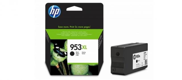 XL картридж в подарунок до БФП НР серії OfficeJet Pro 87хх