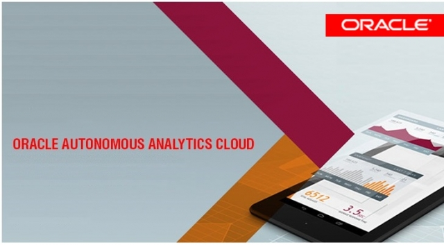 "Вебінар ""Oracle Autonomous Analytics Cloud"" 25 травня"