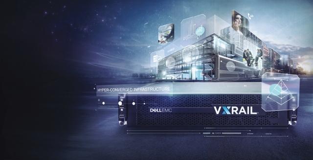 Все включено: гіперконвергентна інфраструктура VxRail