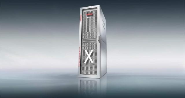 Випущено нове покоління Oracle Exadata X8