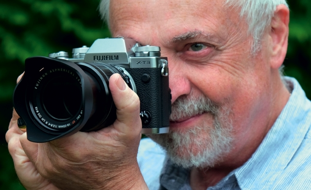 Коли добре стає найкращим. Fujifilm X-T3