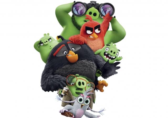 Дуууже злі пташки Angry Birds повертаються