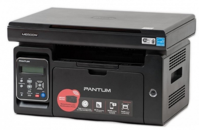 Відеоогляд лазерного БФП Pantum M6500W та комплекту для перезаправлення TN-210