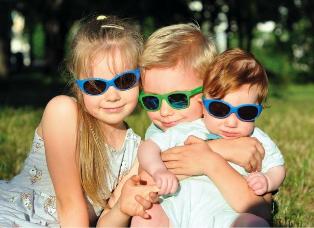 Дитячi сонцезахиснi окуляри Koolsun