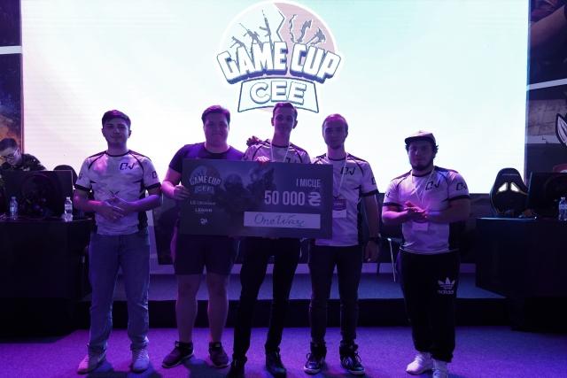 Переможці GAME CUP CEE по CS:GO 5х5 визначені (ФОТО)