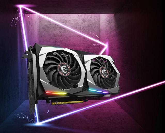 MSI GeForce GTX 1660 Ti вже на нашому складі!