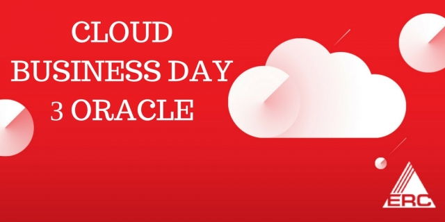 CLOUD BUSINESS DAY З ORACLE у Дніпрі