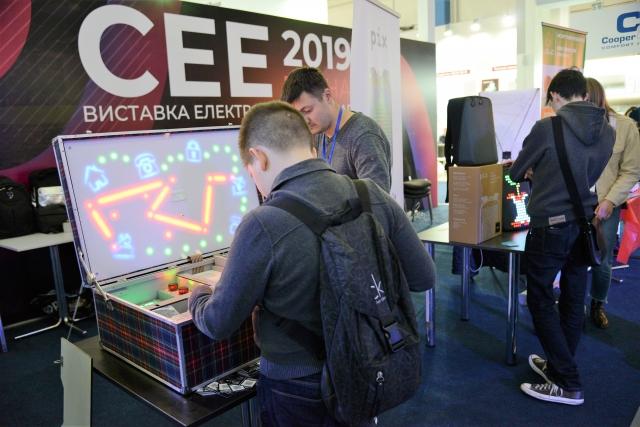 Квест у валізі або escape-box. Чим здивував молодий стартап на CEE 2019?
