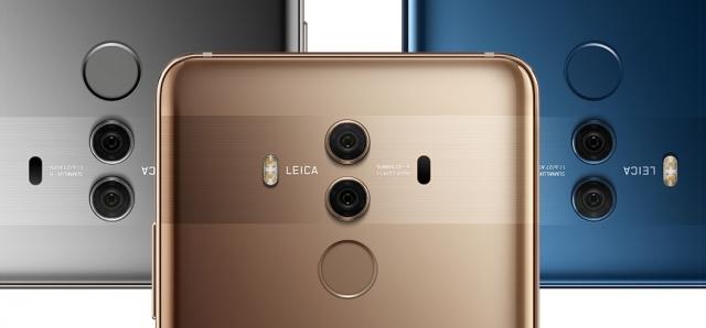 Huawei Mate 10 Pro здобув нагороду «Найкращий смартфон року»