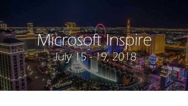 Конференція Microsoft Inspire, 15-19 липня