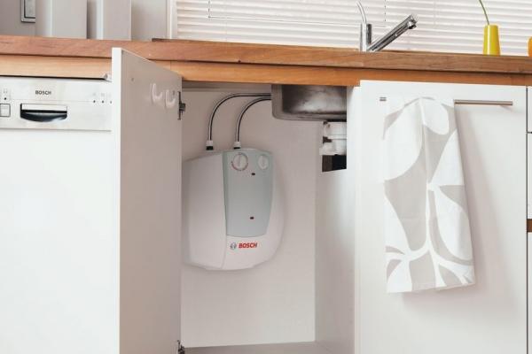 Компактні водонагрівачі Bosch