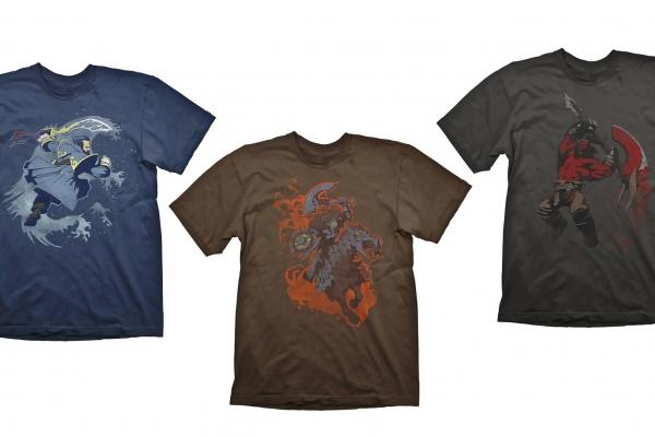 Новинки - футболки GAYA
