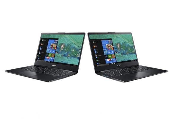 Нові ноутбуки Swift 1 у чорному кольорі - вже на складі ERC!